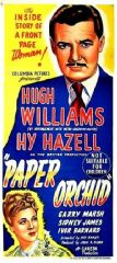 Paper Orchid 1949 DVD - Hugh Williams / Hy Hazell